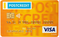 POSTCREDIT Visa