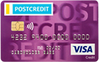 POSTCREDIT TT Visa